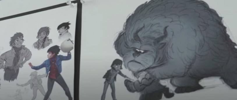 Il Badalisc di Cevo…in un film