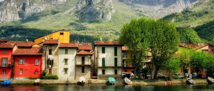 Pescarenico, Lecco