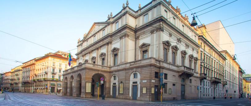 Cosa fa un brasiliano alla Scala di Milano?