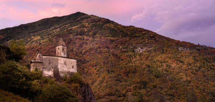 Alla scoperta di un luogo mistico… a Tirano