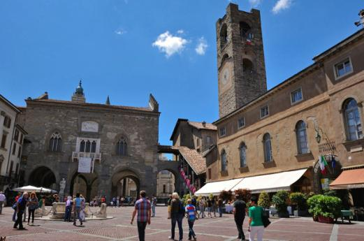 Monuments Bergamo, choose what to see in Lombardy