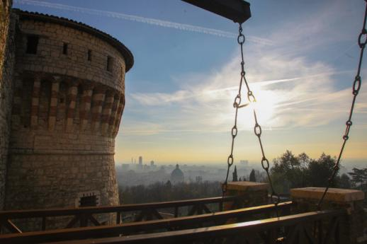 Castles Brescia, discovering Lombardy