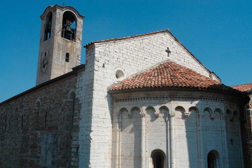 Churches Brescia, what to see in Lombardy