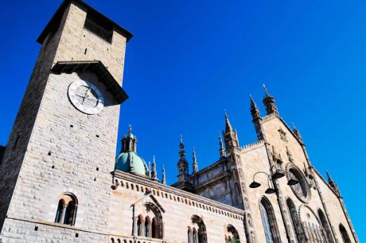 Churches Como, a guide to Lombardy