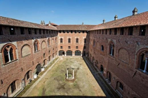 Castles Lodi, a guide to Lombardy