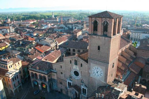 Churches Lodi, exploring Lombardy