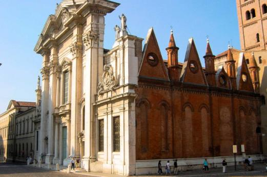 Churches Mantua, spiritual journeys in Lombardy