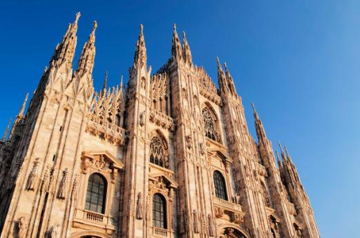 Churches Milan, itineraries