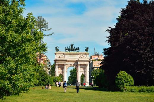Monumentos Milán, ideas y consejos