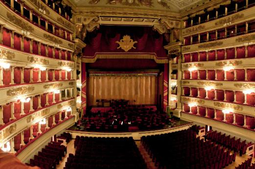 Theaters Milan, visitors guide
