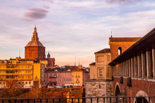Monument Pavia, what to see