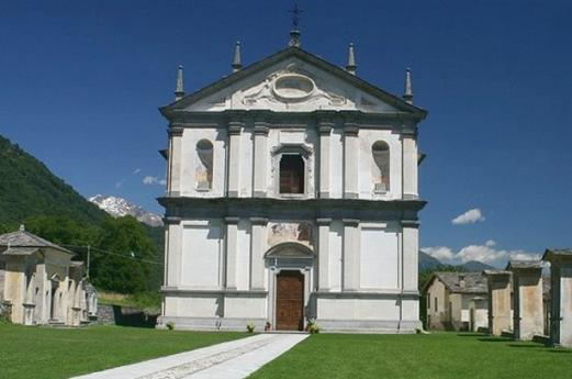 Church Sondrio, what to see