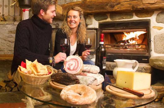A caccia di sapori in Valtellina