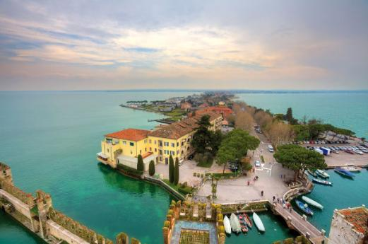 3 days in Lake Garda and Brescia