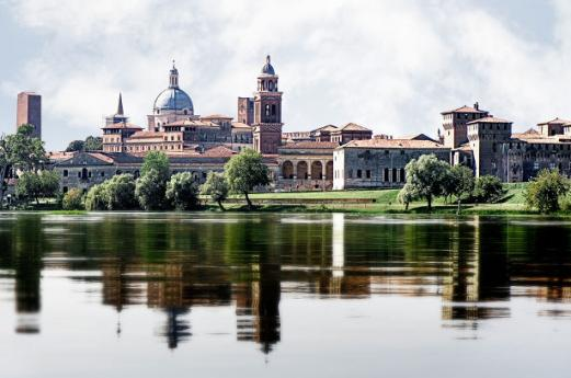 3 days in Mantua and Sabbioneta