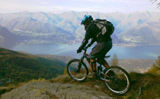 Have you tried cycling downhill?