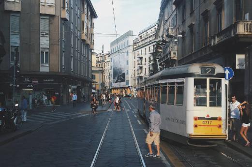 Via Torino, Milano