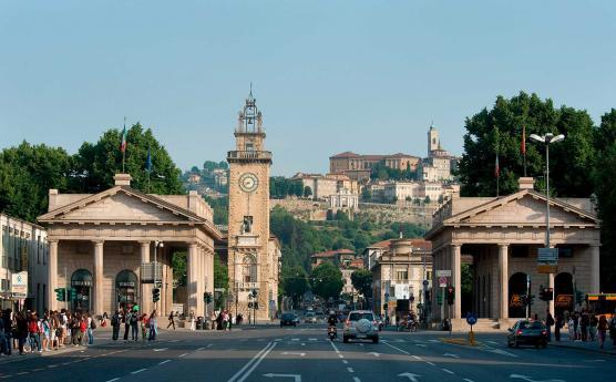Bergamo Città Bassa (Ville Basse)