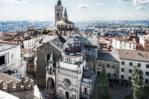 La cultura a Bergamo è di casa!