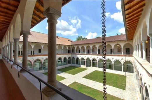 Legends of Varese: the Ghost of Manigunda at the Cairate Monastery