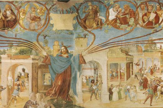 Lorenzo Lotto Itinerary, following his trails