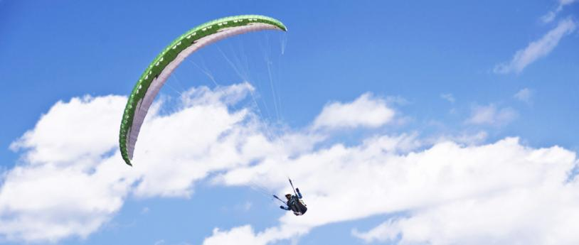 Where to Go Paragliding in Lombardy