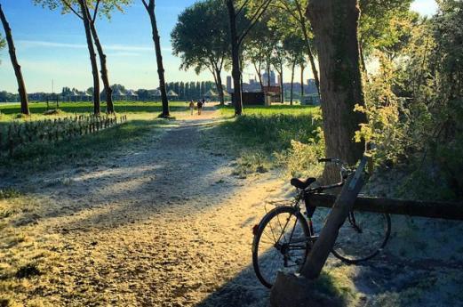Itinerario in bici Colli Mantovani, partiamo!