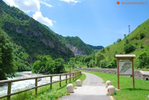 Tour: The Cycle-Road of the Val Seriana