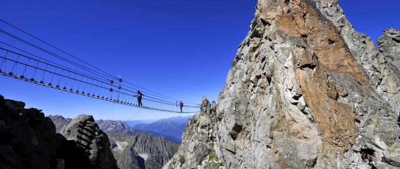 Nel Cuore Delle Alpi, Il Paradiso Degli Sport All'aria Aperta