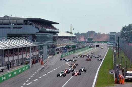 Circuit automobile de Monza