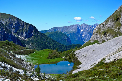 Lago Spigorel (ph. Andrea Brunelli)