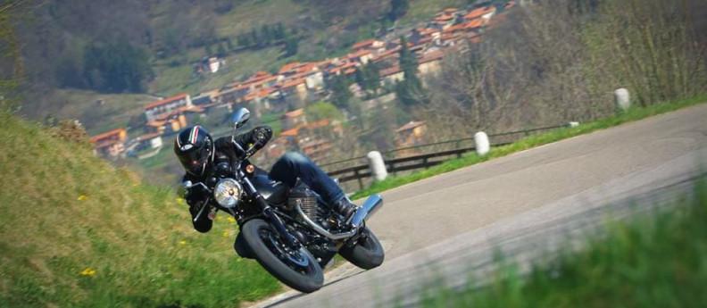 "Mototurismo su ""quel ramo del Lago di Como"""