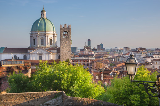 From Brescia to Pontevico