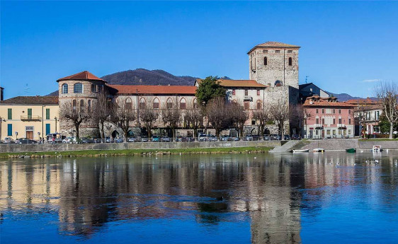 From Lecco to Cassano d'Adda