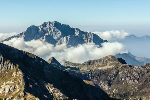 Dall'Alpe Corte al Rifugio Laghi Gemelli