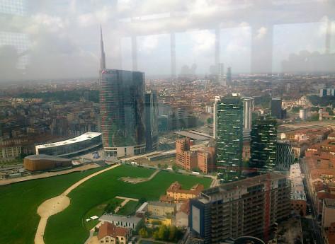 MILANO: IL RIPOSO AI GRATTACIELI
