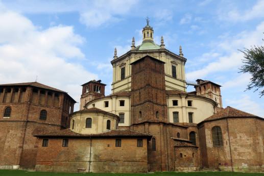 Milano: chiese e navigli in Porta Ticinese