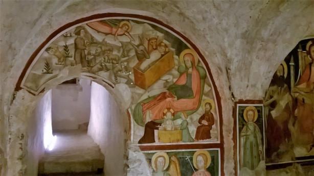 Visita guidata alla Cripta del Sacro Monte di Varese