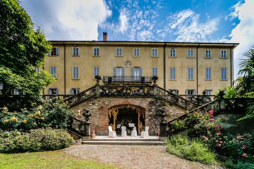 Visita a Villa Sormani Marzorati Uva col padrone di casa