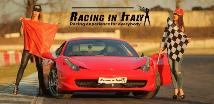 Test Drive a Ferrari 458 on an Italian racing track.
