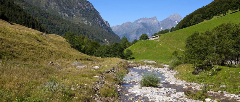 Picnic Chic in Val Seriana alla Stala di Mustac