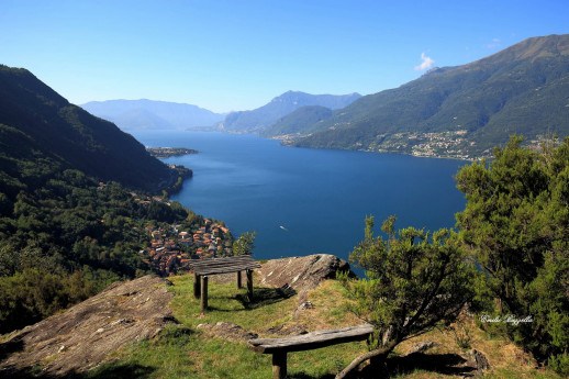 Trekking sul Viandante da Lecco ad Abbadia con guida