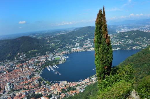 Guided tour of Como City and Brunate