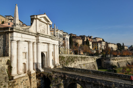 The jewels of Bergamo Upper Town