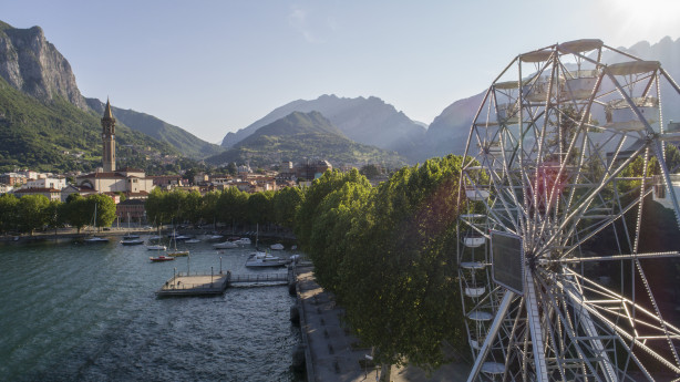 Lecco Walking Tour