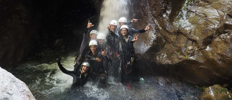 Canyoning Rogeradventure