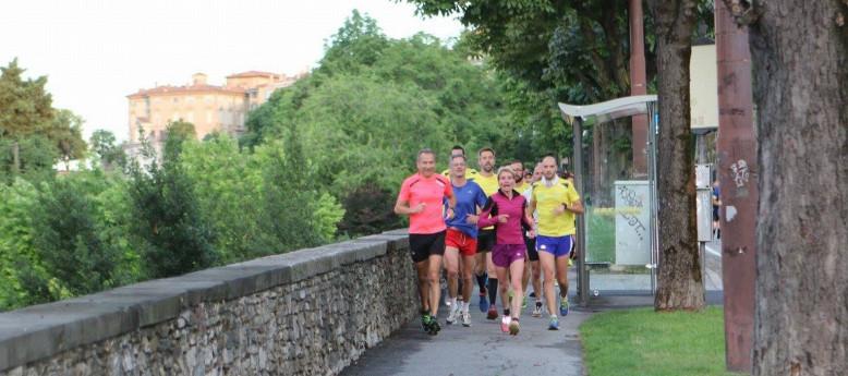 Bergamo Running Tour - Percorso Classico
