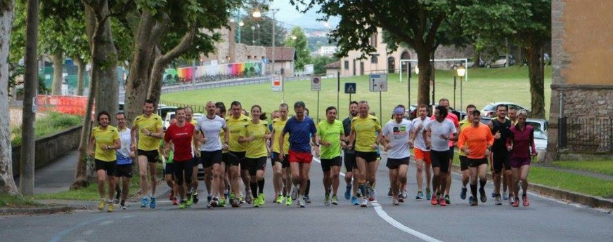 Bergamo Running Tour  - Carrara Tour