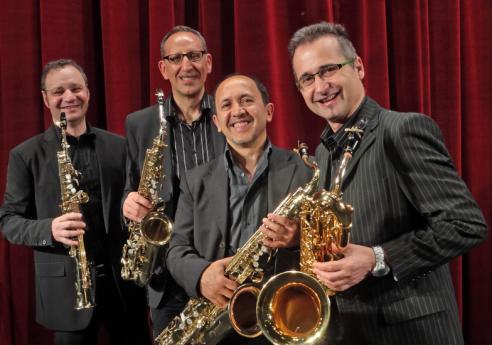 Concerto 'Four Sax'