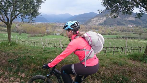 Franciacorta in bicicletta e notturna sul Lago d'Iseo